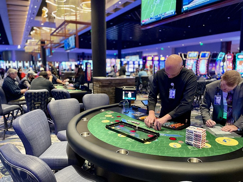 The New Saracen Casino Resort Selects InvoTech Systems for Uniform Control  and Operating Efficiency - Techtoday Newspaper