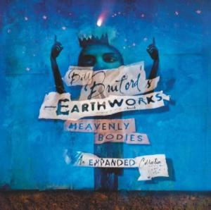 Bill Bruford's Earthworks - Heavenly Bodies - The Expanded Collection Cover