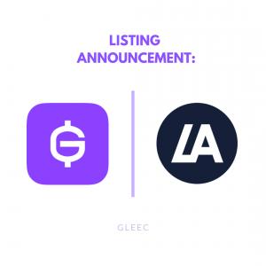 Listing Announcement