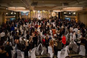 On January 18, the annual Gentlemen's Ball Against Human Trafficking was held in the Fort Harrison auditorium, located in downtown Clearwater, to celebrate the successes of The Gentlemen's Course.