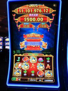 Golden Charms Makes a Millionaire