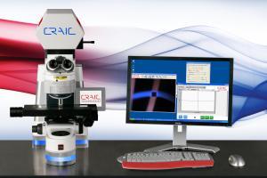 CRAIC UV-Vis-NIR Microspectrophotometer