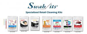 Swab-its New Retail Cleaning Kits