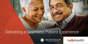 Rothman Orthopaedic Institute Partners with Radix Health