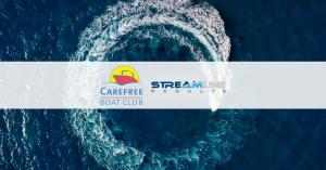 Carefree Boat Club & Streamline Results Partnership for Digital Marketing