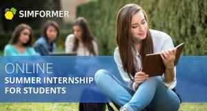 Simformer launches summer online intern program for students