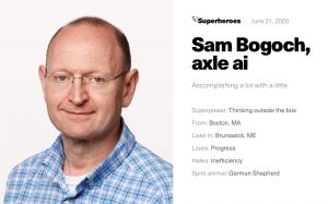Republic profile - Sam Bogoch of axle ai