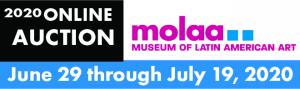 MOLAA Auction June 29 - July 19, 2020