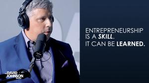Aaron Bare Herozona Foundation Entrepreneurship The David Johnson Show Veteran Podcast