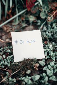 Skills for learning about being kind.