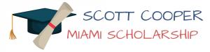 Scott Cooper Miami Scholarship