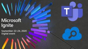 The Microsoft Ignite 2020