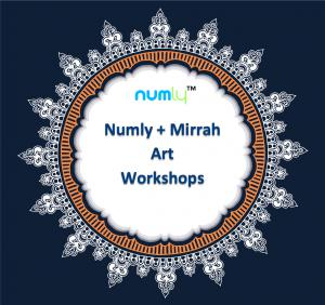 Numly Innovates with Mirrah to Launch 'Leadership Habits with Art' Workshop Series