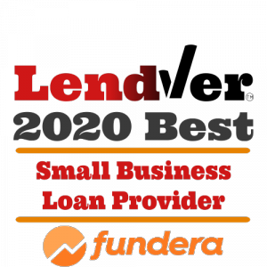 Fundera Named the LendVer 2020 Best Small Business Loan Provider