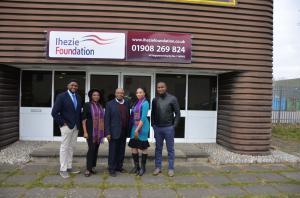 Aloysius Ihezie Foundation Opening