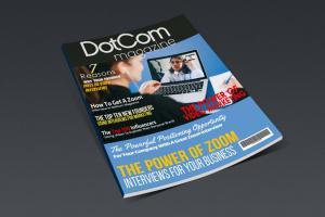 DotCom Magazine Zoom