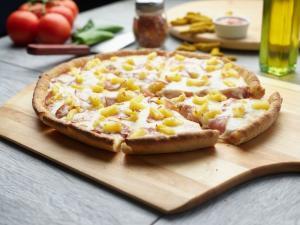 Customers will find innovative flavors on the Pizza Twist menu!