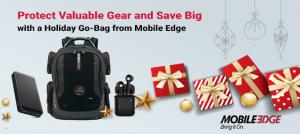 Just in time for the 2020 gift-giving season, Mobile Edge is offering personal productivity and mobile power accessories