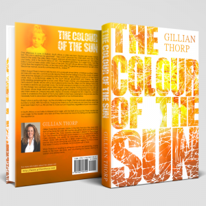 The Colour of the Sun memoir, a journey from a young girl's hardships in South Africa to her life in the sun.