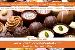 Share With Like-Minded Family and Friends in LA #lovechocolatecontest