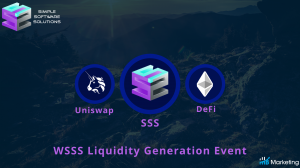 SSSolutions invites the public to join their ongoing liquidity generation event.
