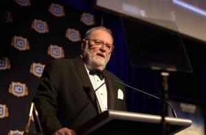 Ron Johanson OAM ACS, National President, of the Australian Cinematographers Society