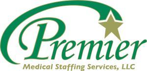 company logo for Premier Medical Staffing Services, LLC