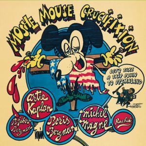 Moshe Mouse Crucifixion