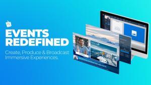 Create, Produce & Broadcast Virtual Events