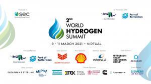 2nd World Hydrogen Summit Logos