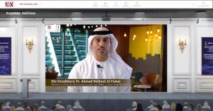 H.E. Dr. Ahmad belhoul Al Falasi