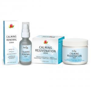 Calming Renewal Serum and Calming Rejuvenation Creme
