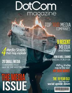 The DotCom Magazine Exclusive Entrepreneur Spotlight Series