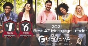Best Mortgage Lenders Arizona