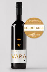 Vara's 2018 Monastrell was awarded Double Gold at the 2021 San Francisco Chronicle Wine Competition.