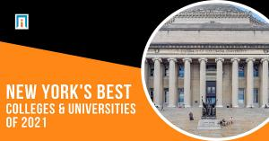 Image of the top higher education institution in New York