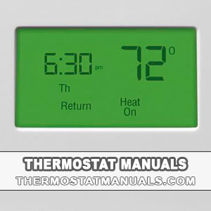 Thermostat Manuals