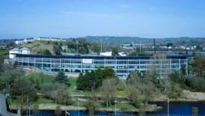 Image of the new Erne Campus