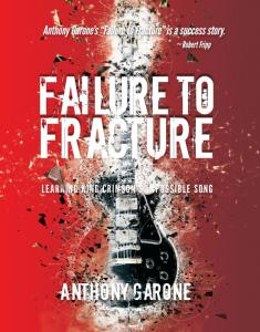 Anthony Garone - Failure to Fracture Cover
