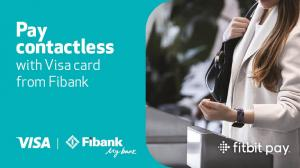 Fibank was the first in Bulgaria to offer its customers Fitbit Pay smartwatch payments