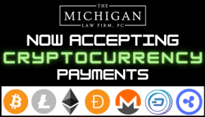 Now Accepting Cryptocurrency Payments for Legal Services