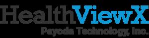HealthViewX logo
