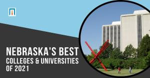 Image of the top higher education institution in Nebraska