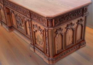 Hardwood Luxe LLC Resolute Desk