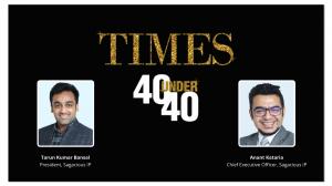 Times 40 under 40