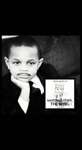 """""""Sean Moses is Martin Luther, The King Jr."""""""