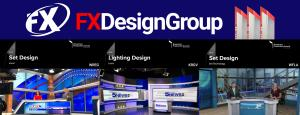 FX Design Group receives Top Honors at NewscastStudio's 2020 Broadcast Production Awards