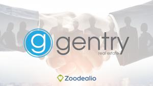 Gentry Real Estate supporting agents with Zoodealio partnership 1