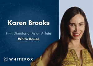 Karen Brooks Joins WhiteFox Board