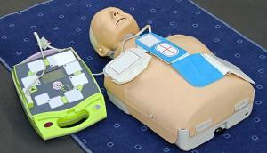 Automated External Defibrillators (AEDs) training